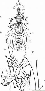 Sikh Sikhism Dot Pagri Connect Worksheet Dots Printable Pdf sketch template