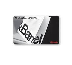 Crate and barrel e gift card. CRATE AND BARREL - Поиск в Google   Gift card, Crate and barrel, Crates