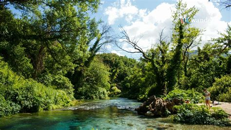 Syri i Kaltër - Blue Eye - Wander - Explore Albania ...