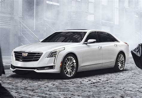 Cadillac Ct6 Rendering by Bose Rendering Leaks Cadillac Ct6 Interior While