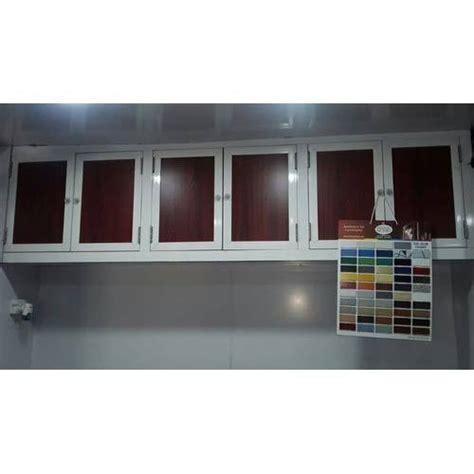 aluminum kitchen cabinet price aluminum kitchen cabinet at rs 850 square kitchen