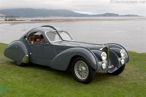 bugatti type bugatti 57sc atlantic 1936 expensive classic cars cars