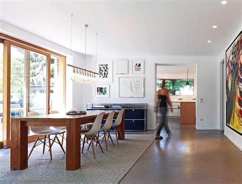 Bescheiden Wohnzimmer Esszimmer Holz Und Weis Gestalten Esszimmer Mit Durchgang Zur K 252 Che Bild 4 Sch 214 Ner Wohnen