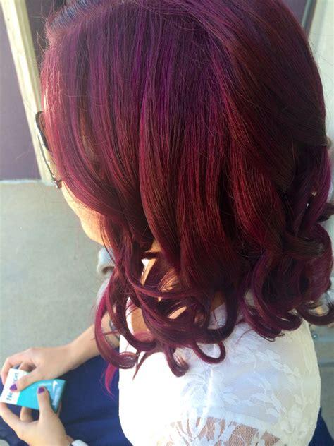 iso hair color purple hair iso 4vv hair color gorgeous hair my work