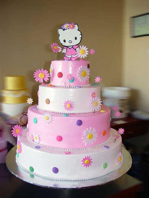 kitty wedding cakes  top