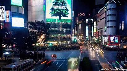 Tokyo Gifs Night Animated Japan Timelapse Certain
