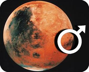 Mars Symbol and Symbolic Meaning