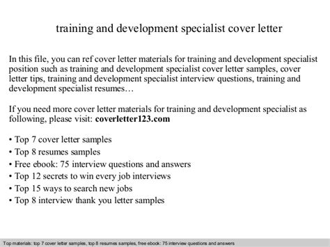 financial development cover letter and development specialist cover letter