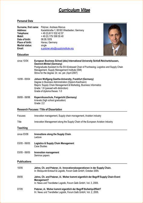 11 cv pdf modele de facture