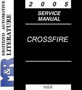 2005 Chrysler Crossfire  U0026 Srt