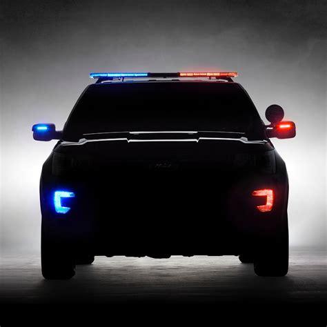 2016 Ford Explorer Police Interceptor Utility Teased