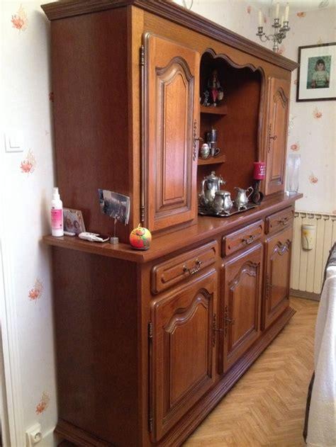 cuisine rustique chene peindre un vaisselier