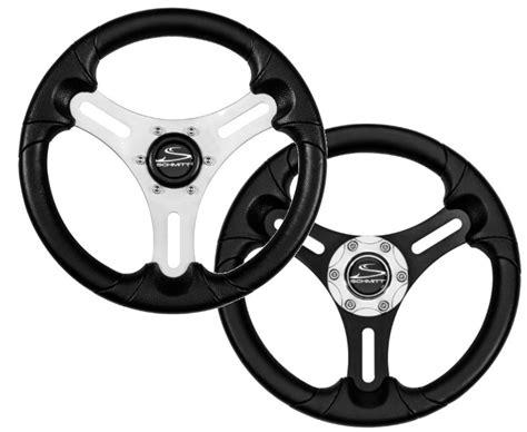 Boat Steering Wheel by Marine Steering Wheels Ongaro Marine News