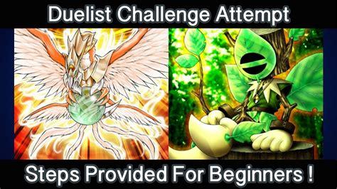 duel yugioh challenge