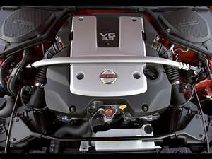 2007 Nissan Nismo 350z - Engine - 1024x768