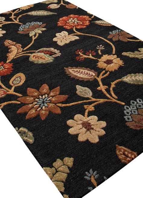 black floral area rug black floral area rugs smileydot us
