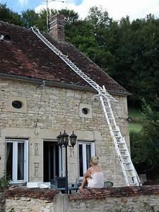 Echelle De Toit : photo 6 chelle de toit chelle de couvreur chelle de ~ Edinachiropracticcenter.com Idées de Décoration