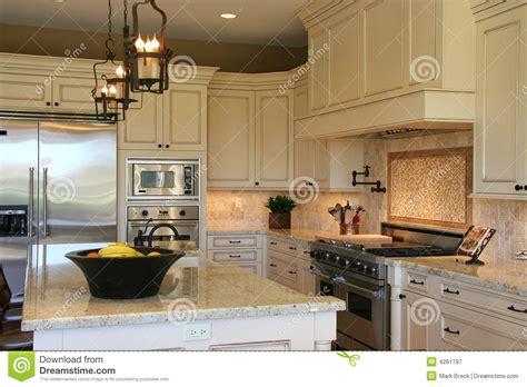 cuisine de luxe cuisine de luxe moderne image stock image du investissement 4261797