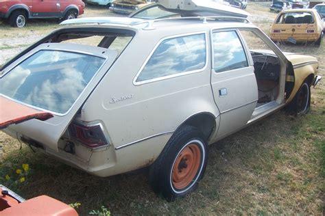 1973 AMC Hornet Sportabout Wagon Parts Car 2