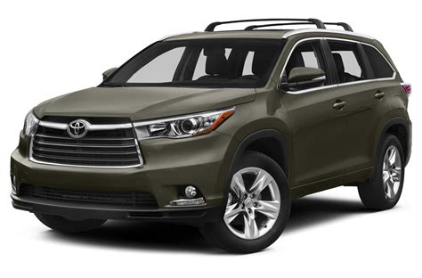 toyota jeep 2015 2015 toyota highlander price photos reviews features