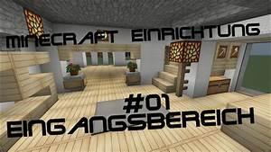 Minecraft Möbel Bauen : minecraft einrichtung mit jannis gerzen 01 eingangsbereich tutorial youtube ~ A.2002-acura-tl-radio.info Haus und Dekorationen