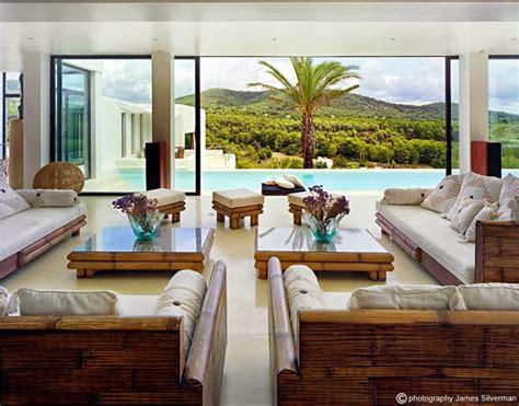 cliff view modern ibiza dream home envisioned  jaime