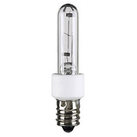 60 watt krypton xenon clear candelabra light bulb 68498