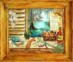 Franks, Toybox, Framed, Art