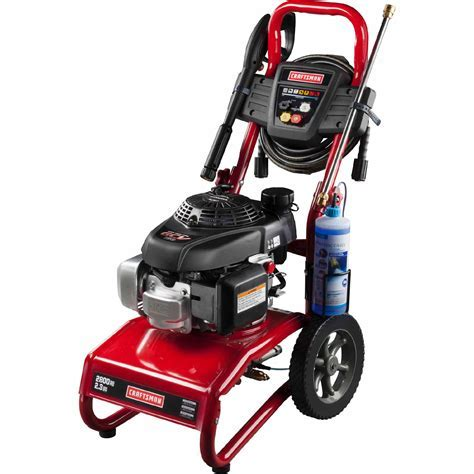 Craftsman Honda Pressure Washer: For a Clean Start from Sears