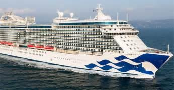 fincantieri delivers majestic princess to princess cruises princess cruises