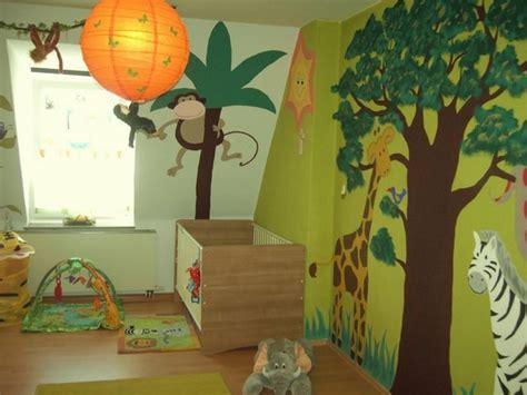 Kinderzimmer Gestalten Afrika by Dschungel Kinderzimmer Ideen