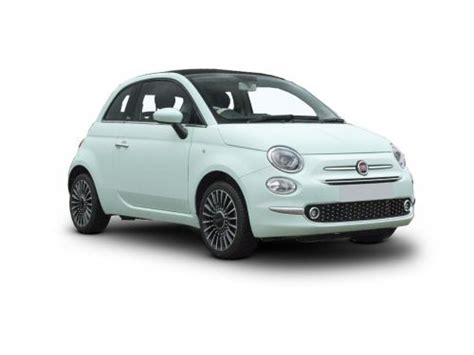 How Much Is A Fiat Car by Fiat 500 Convertible Lease Fiat 500 Convertible Lease
