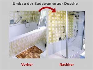 Badewanne Umbauen Zur Dusche : vorteile und alternativen bad teilsanierung mit system ~ Markanthonyermac.com Haus und Dekorationen