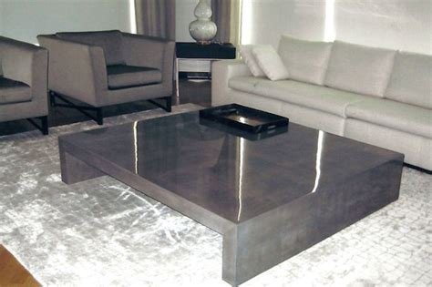 concrete coffee table diy coffee tables ideas creative concrete coffee table