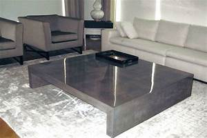 Coffee Tables Ideas: Creative concrete coffee table