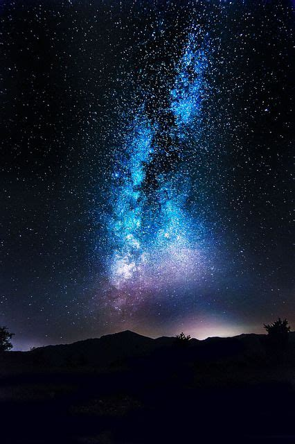 Tulipnight Milky Way Gretalarosa Flickr