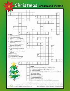 Free Printable Holiday Worksheets For Middle School
