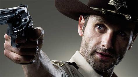 The Walking Dead Hd Video Extra The Walking Dead Who Is Rick Grimes The Walking Dead Amc