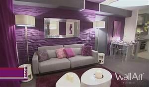Deco Salon Moderne : guide d co salon moderne d co pinterest violets and house ~ Teatrodelosmanantiales.com Idées de Décoration
