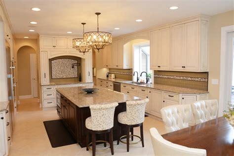 spectacular kitchen renovation  potomac md talon