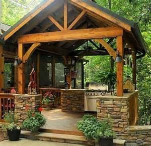 rustic outdoor kitchen ideas magnificent rustic outdoor kitchen ideas home design 1036