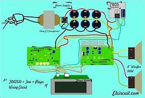 5 1 Subwoofer Circuit Diagram