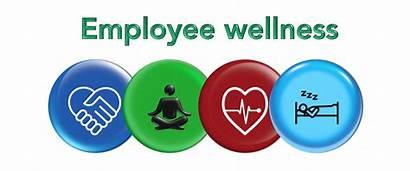 Wellness Employee Programme Health Well Workplace Clipart
