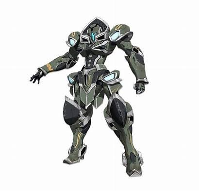 Magic Anime Robot Knights Armor Sci Knight