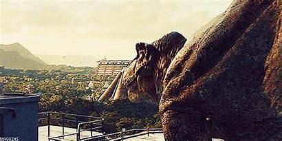 Jurassic Ending Rex Rexy Fallen Kingdom Tyrannosaurus