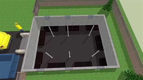 #1 Underpinning Basement   Basement Floor Lowering