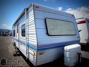 Used 1998 Fleetwood Prowler 29bhse Travel Trailer Rv For Sale-bunk Model