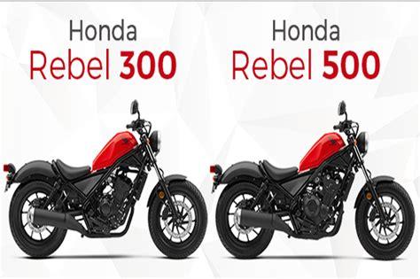 Gambar Motor Honda Cmx500 Rebel by Honda Cmx500 Rebel Hadir Di Indonesia Ini Pembeda Dengan