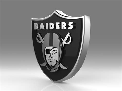 oakland raider logo   jivaldi  dribbble