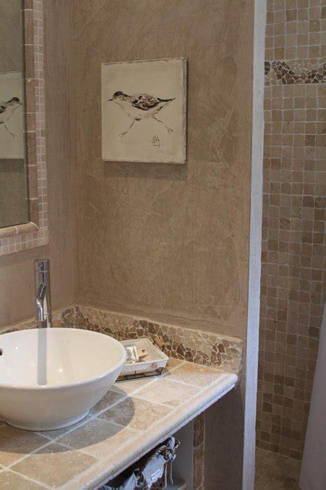 salle de bain provencale photo salle de bains et proven 231 al d 233 co photo deco fr